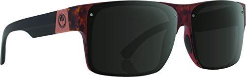 Dragon Alliance Reverb Sunglasses, Polished Walnut/Grey