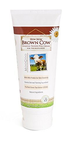 How Now Brown Cow Gradual Tanning Cream