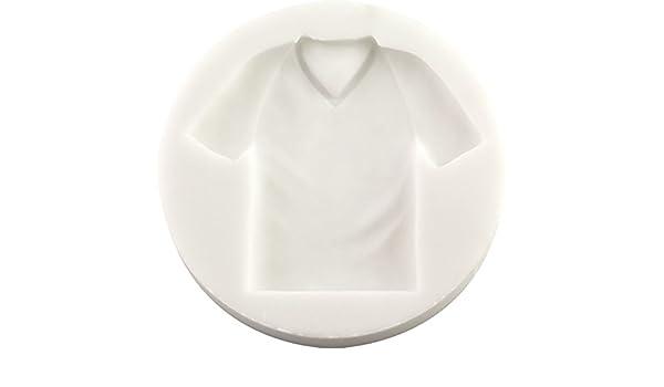 Camiseta de fútbol molde de silicona: Amazon.es: Hogar