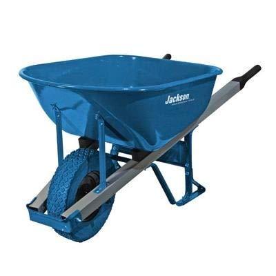 Jackson Steel Handle Contractor Wheelbarrow