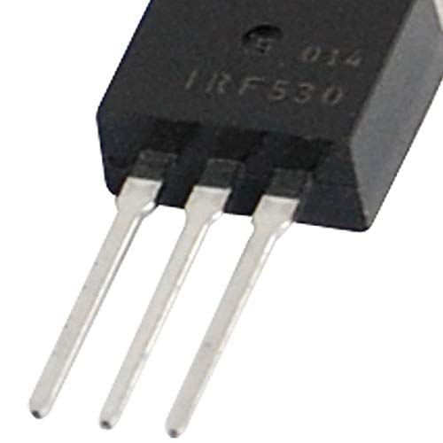 IRF530 100V 14A N-Channel Power MOSFET TO-200AB 5 Pcs
