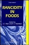 Rancidity in Foods, Allen, 0751402192