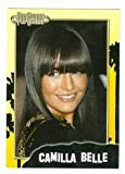 Camilla Belle card Popcardz #36 -  Autograph Warehouse