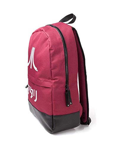 Red Backpack ATARI with Japanese Logo Red nxXpnqF0