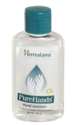 buy himalaya purehands hand sanitizer 100ml online at low prices in