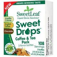 Sweetleaf Stevia Stevia Sweetener Coffee & Tea Pack