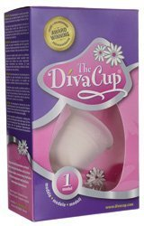 Diva International, The Diva Cup, Menstrual Cup, Model 1,...
