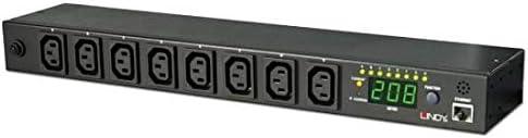 LINDY IP電源スイッチ クラシック 8個口(Power Management over IP)(型番:32657)