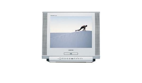 Daewoo DTD 21 H9 - CRT TV: Amazon.es: Electrónica