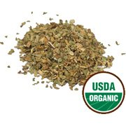 Листьев подорожника Cut & Просеянный Organic - 4 Oz (STARWEST Botanicals)