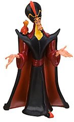 Disney Aladdin Exclusive 4 Inch PVC Figure Jafar
