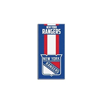 "NHL Zone Read Beach Towel, 30"" x 60"""