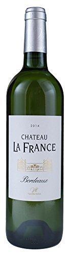 2014 Chateau La France Bordeaux White 750 mL