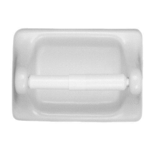 Daltile Bath Accessories toilet paper Holder Arctic White