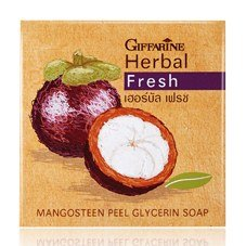 Facial-Cleansing-Soap-Bar-Herbal-Fresh-Mangosteen-Peel-Glycerin-Soap-Facial-and-Body-Cleanser-100-G-Pack-of-6