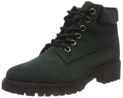 Femme Dark Up Grün Low Bottines Bianco Cut Green 551 Boot Laced OqxTAnB6H