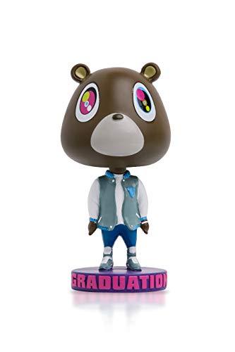 efd74ca696107 The Graduation Bear Bobblehead - Kanye West College Dropout Bear