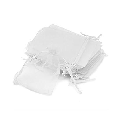 Bolsas de regalo - SODIAL (R) 10 pcs 7 x 9 cm bolsitas de ...