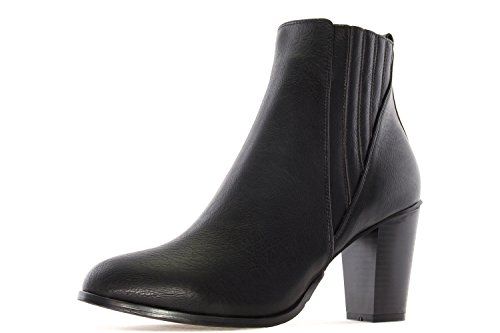 Boots Andres Machado Black Women's Black g011FHqx