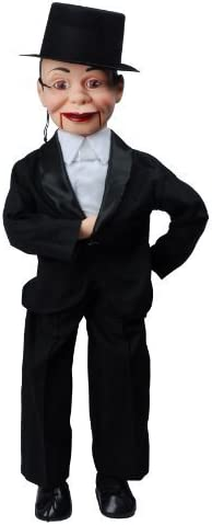 Amazon.com: Charlie McCarthy Dummy Ventriloquist Doll Most Famous ...
