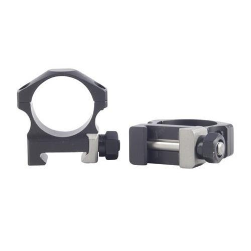 Nightforce 1.375'' Extra High Ultra Light Titanium Alloy Ring Set for 30mm Scopes