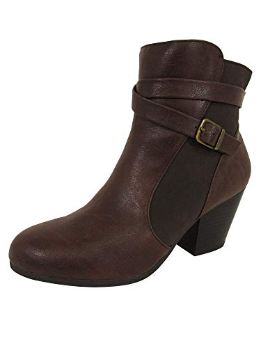 Ladies Aerosoles Shoes (Aerosoles A2 Women's Invitation Boot, Dark Brown Combo, 7.5 M US)