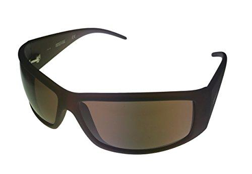 Kenneth Cole Reaction Men's Sunglasses - Medium Matte Brown - Men Reaction Cole Sunglasses Kenneth