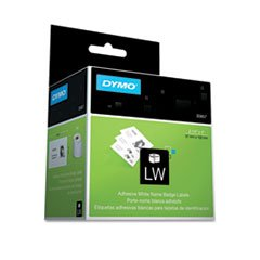 DYMO 30857 LW Name Badge Label Rolls, 2 1/4