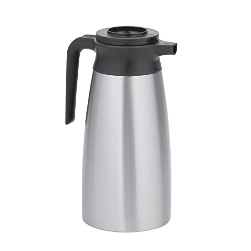 Bunn 39430.0000 Zojirushi 1.9 Liter Stainless Steel Thermal Pitcher