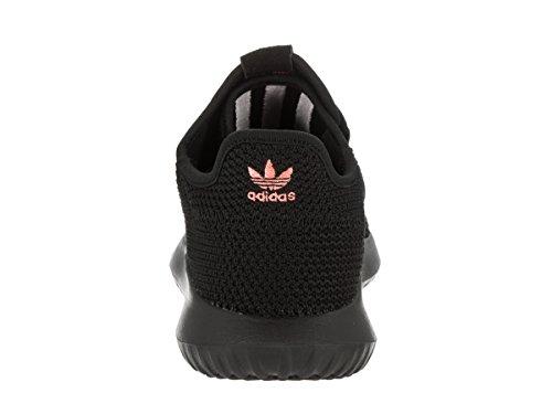 Adidas Originali Da Donna Tubular Shadow W Fashion Sneaker Core Nero / Core Nero / Bianco