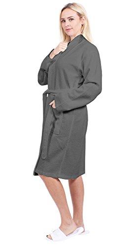 ad6effa7a9 Jual Turkuoise Women s Long Waffle Robe