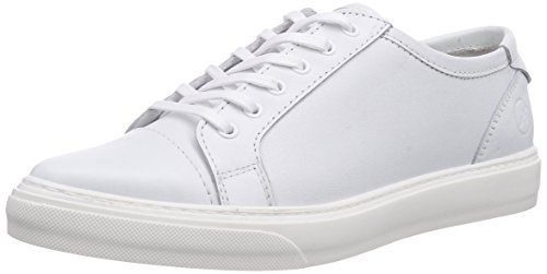 Bronx Mec, Women's Low-Top Sneakers White (White)