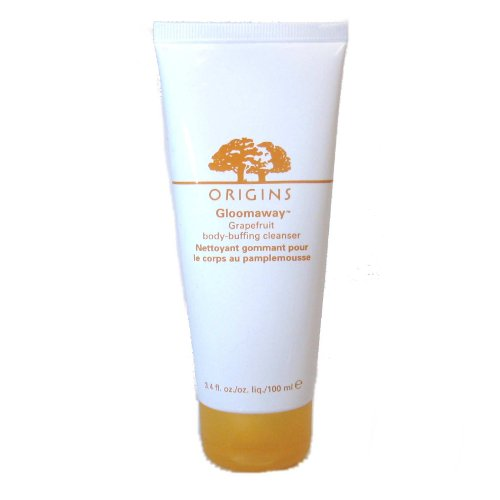 ORIGINS Gloomaway Grapefruit Body-Buffing Cleanser 3.4 fl. oz. (Cleanser Buffing Body)