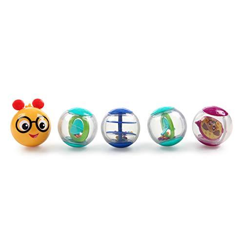 Baby Einstein Rollerpillar Activity Balls Toy Ages 3 months