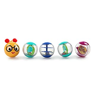 Baby Einstein Roller-pillar Activity Balls Toy, Ages 0 months +