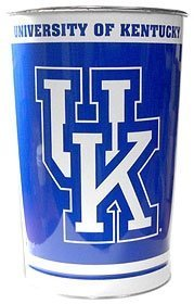 Kentucky Wildcats 15'' Waste Basket by Hall of Fame Memorabilia