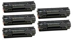SuppliesOutlet HP CE285A Compatible Jumbo Toner Cartridge...