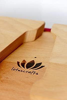Lotuscrafts Banco de Meditación Dharma Plegable - Hecho en ...