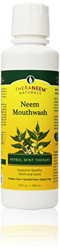 (TheraNeem Mouthwash-Mint Organix South 16 Fl oz Liquid)