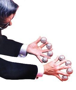 Multiplying Balls By Vernet Magic Trick