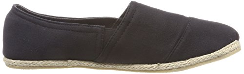 JACK amp; Jfwespadrille Espadrillas JONES Uomo Anthracite Canvas Grigio Anthracite Anthracite SSwqrxdOR