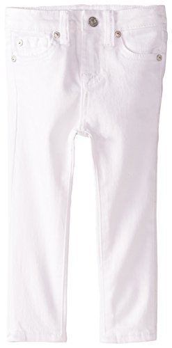 All Mankind Girls White Skinny
