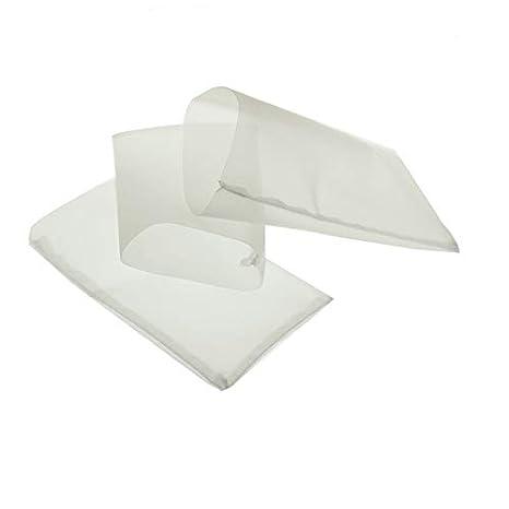 Rosin Press Bags, 90 Micron Rosin Bags, Rosin Filter Bag, Reusable Nylon Screen Press Bag Rosin Tea Bags-Extra Large 3x 6 (50 Pack) Weiding