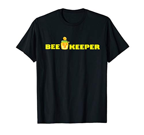 Beekeeper Bee Keeper Costume Bee Lovers Hives Matter T-shirt ()