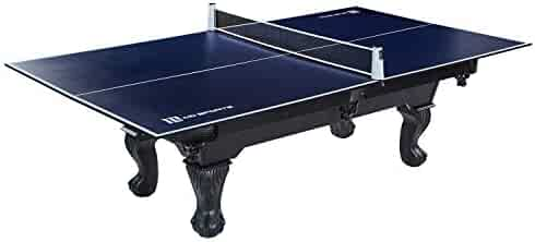 MD Sports Table Tennis Set, Regulation Ping Pong Table with Net