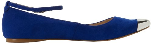 Mia Donna Ashley Flat Cobalto
