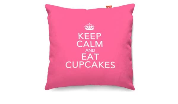 Keep Calm And Eat Cupcakes Funky funda elástica para sofá ...