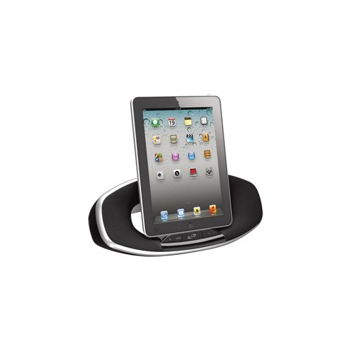 Ilive Isd582b Black Docking Speaker For Ipod Iphone Ipad 3.5M