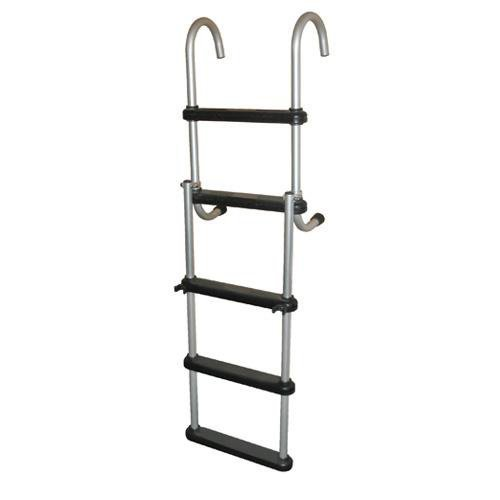 - JIF MARINE Products LLC 5504723 JIF MARINE Products LLC Folding Pontoon Ladder