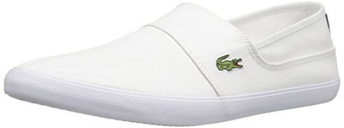 Lacoste Men's Marice BL 2 Fashion Sneaker, White, 10.5 M US ()